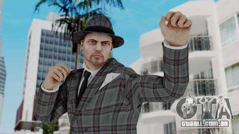 GTA Online Be My Valentine Skin 1 para GTA San Andreas