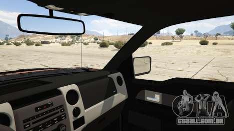 Ford Velociraptor 1500 hp para GTA 5