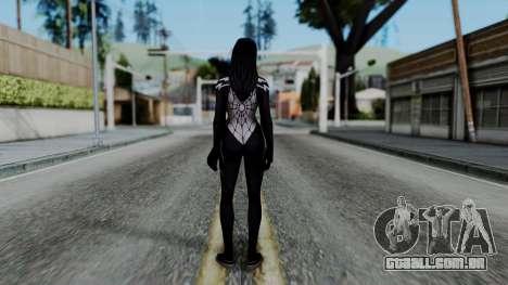 Marvel Future Fight - Silk v2 para GTA San Andreas terceira tela