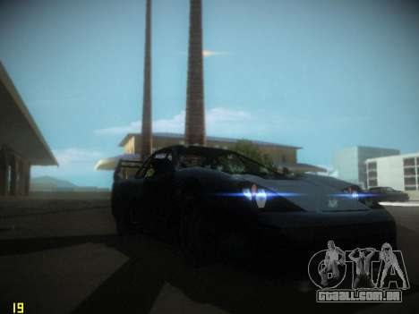 A seguir ENB V1.0 por meio do PC para GTA San Andreas terceira tela