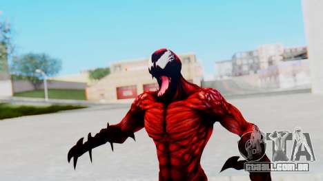 The Amazing Spider-Man 2 Game - Carnage para GTA San Andreas