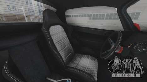 GTA 5 Bravado Banshee 900R Stock para GTA San Andreas vista traseira