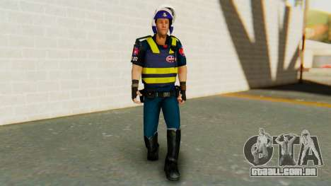 Lapdm1 para GTA San Andreas segunda tela