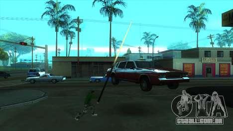 Cleo Mod San Andreas para GTA San Andreas terceira tela