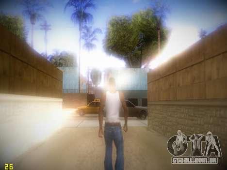 A seguir ENB V1.4 para baixo PC para GTA San Andreas
