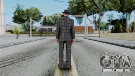 GTA Online Be My Valentine Skin 1 para GTA San Andreas terceira tela