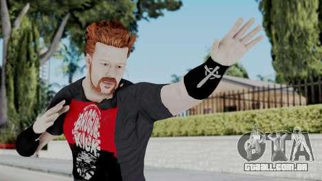 Sheamus Casual para GTA San Andreas