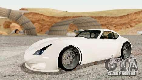 GTA 5 Bravado Verlierer Stock para GTA San Andreas