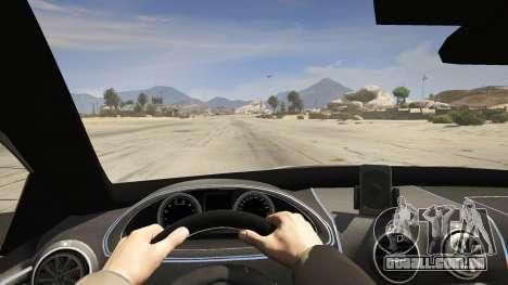 GTA 5 2014 Police Skoda Octavia VRS Hatchback voltar vista