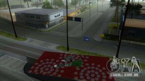 Cleo Mod San Andreas para GTA San Andreas sexta tela