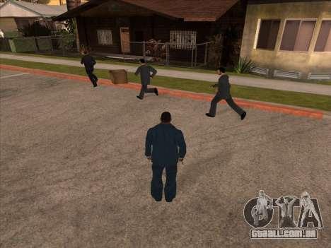 Máfia russa em Ganton para GTA San Andreas