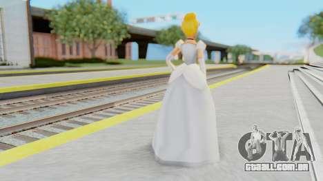 Cinderella para GTA San Andreas terceira tela