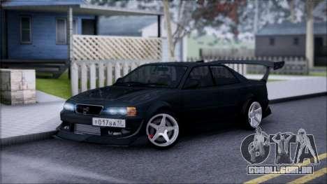Toyota Chaser jzx100 para GTA San Andreas
