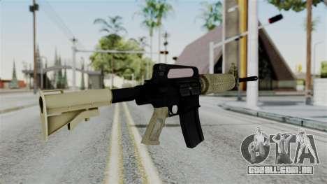M16 A2 Carbine M727 v3 para GTA San Andreas segunda tela