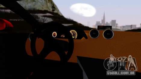 Arrinera Hussarya v2 Carbon para GTA San Andreas vista direita