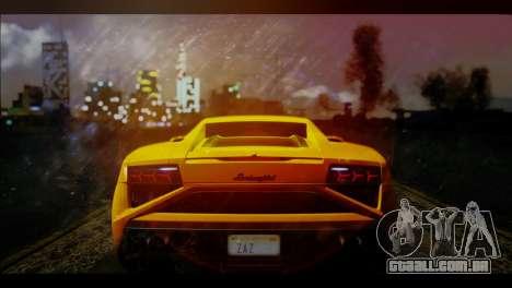 Raveheart 248F para GTA San Andreas sexta tela
