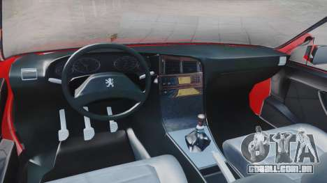 Peugeot Pars Spayder Sport para GTA San Andreas vista direita