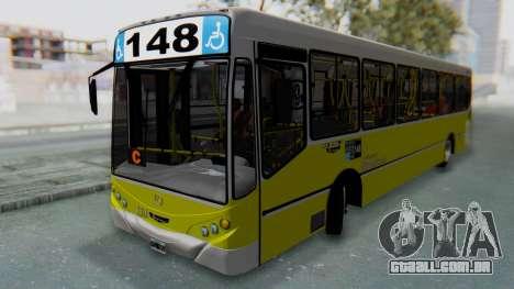 Mercedes-Benz 1718L-SB Linea 148 para GTA San Andreas vista direita