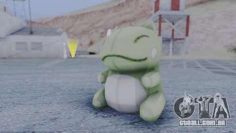 Pokemon ORAS - Substitute para GTA San Andreas