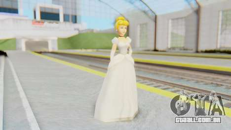 Cinderella para GTA San Andreas segunda tela