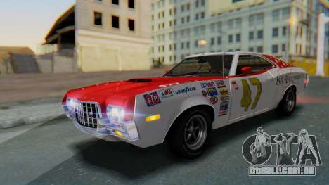 Ford Gran Torino Sport SportsRoof (63R) 1972 PJ2 para GTA San Andreas interior