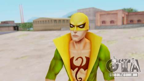 Marvel Future Fight - Iron Fist para GTA San Andreas