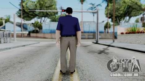 Atendedor de Boludos para GTA San Andreas terceira tela