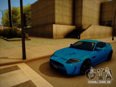 ENB GreenStyle V7.1 para GTA San Andreas segunda tela