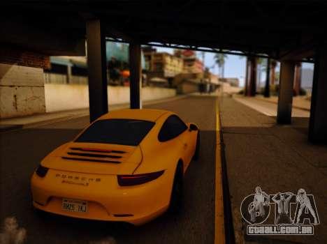 ENB GreenStyle V7.1 para GTA San Andreas terceira tela
