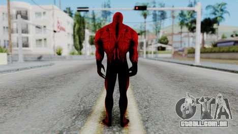 Marvel Heroes - Toxin para GTA San Andreas terceira tela