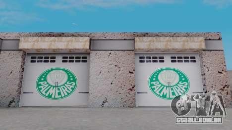 New Garage in San Fierro para GTA San Andreas segunda tela