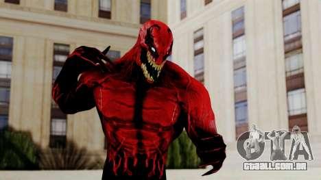 Marvel Heroes - Toxin para GTA San Andreas