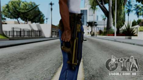CoD Black Ops 2 - PDW-57 para GTA San Andreas terceira tela