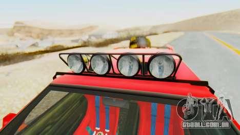 Virgo v2.0 para GTA San Andreas vista direita