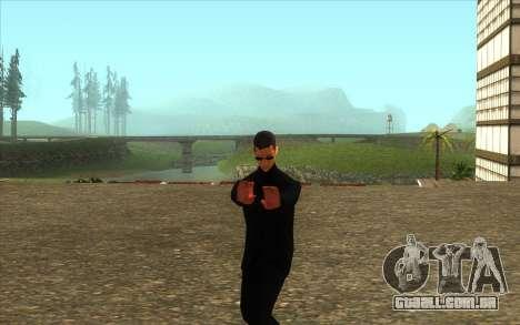 Visita De Wu Zi Mu para GTA San Andreas