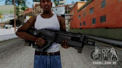 CoD Black Ops 2 - SMR para GTA San Andreas terceira tela