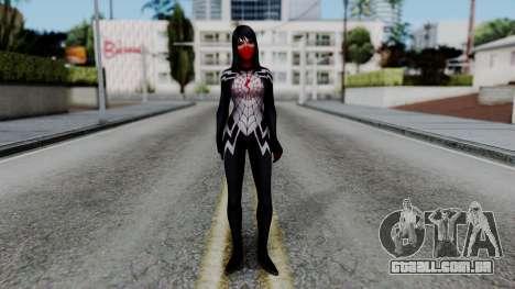 Marvel Future Fight - Silk v1 para GTA San Andreas segunda tela