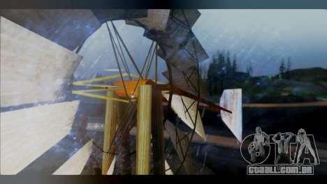 Raveheart 248F para GTA San Andreas segunda tela