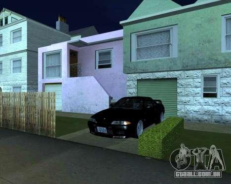 Nissan Skyline GT-R BNR32 Initial D Legend 2 N.K para GTA San Andreas