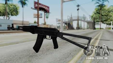 AKS-47 para GTA San Andreas segunda tela