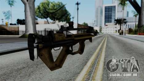 CoD Black Ops 2 - PDW-57 para GTA San Andreas segunda tela