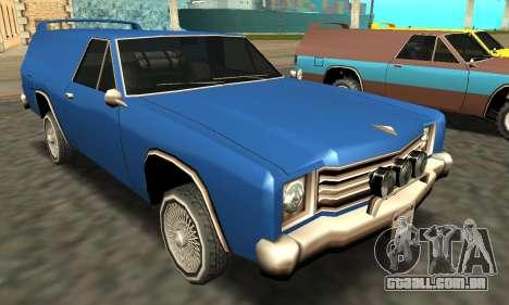 Picador Vagon Extreme para as rodas de GTA San Andreas