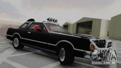 Virgo v1.0 para GTA San Andreas