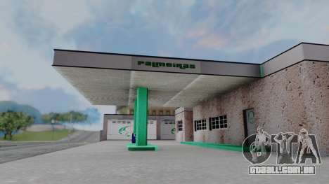 New Garage in San Fierro para GTA San Andreas terceira tela