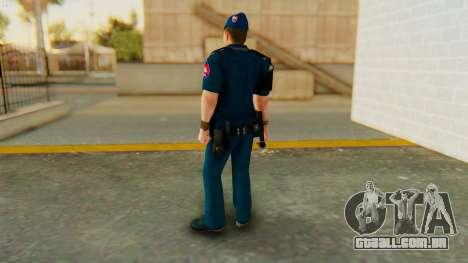 Lapd1 para GTA San Andreas terceira tela