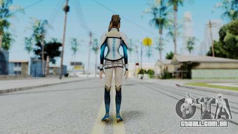 Wang Yuanji DW7 v2 para GTA San Andreas terceira tela