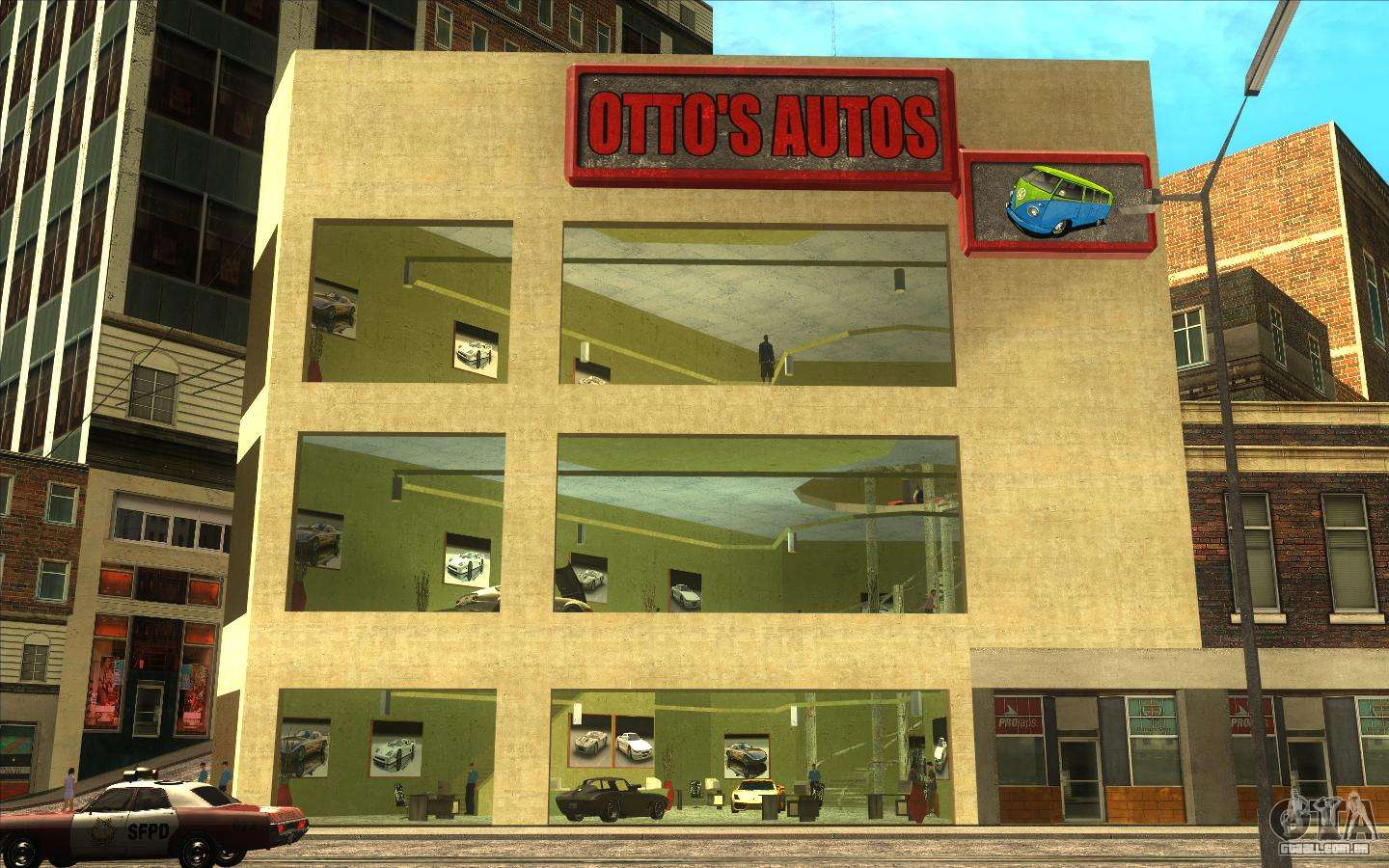 Gta San Andreas Buy Car Dealership