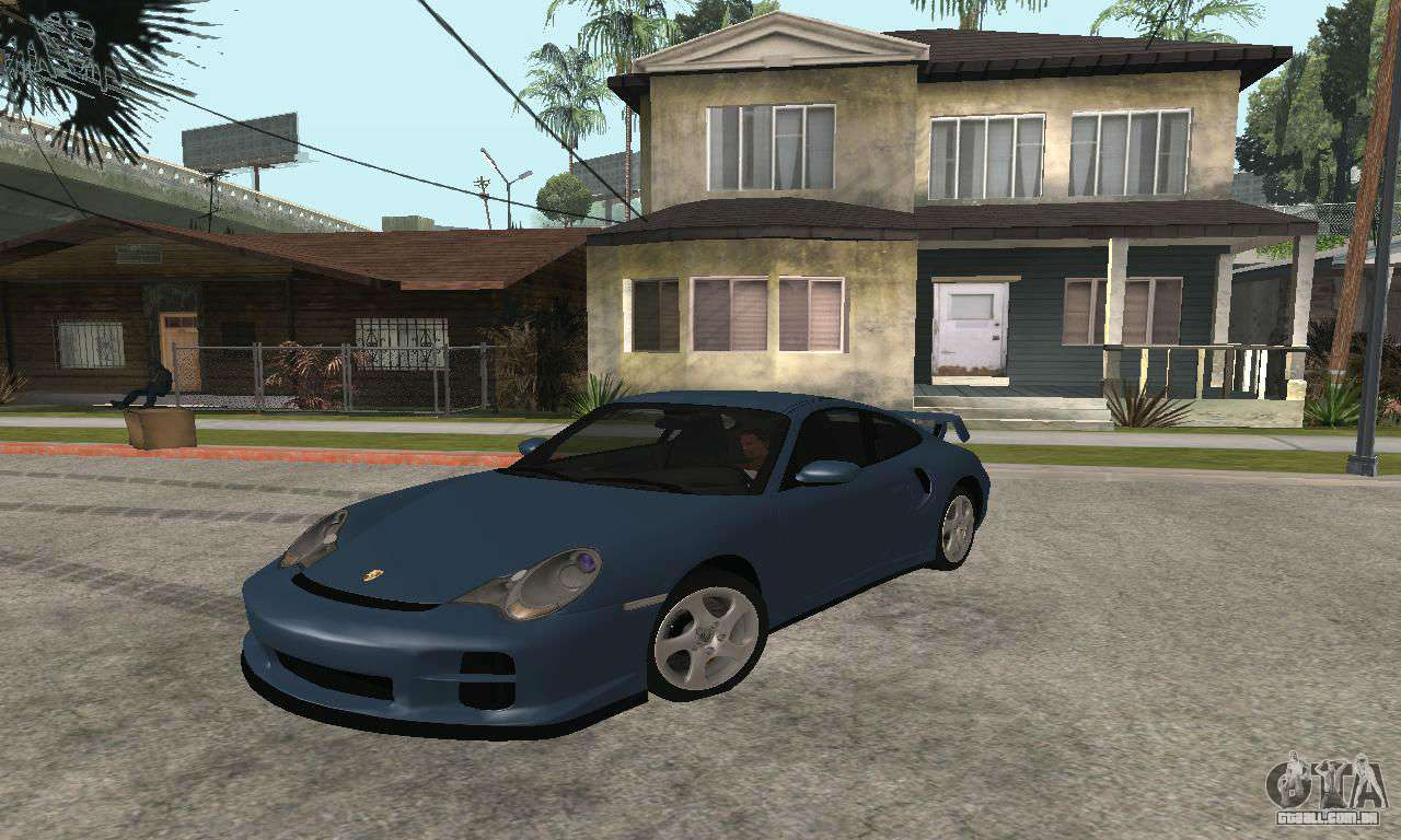 porsche 911 gt2 para gta san andreas. Black Bedroom Furniture Sets. Home Design Ideas