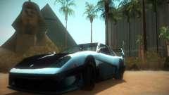 A seguir ENB V1.0 por meio do PC para GTA San Andreas