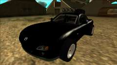 Mazda RX-7 Rusty Rebel para GTA San Andreas